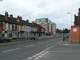 A34 road Newcastle-under-Lyme.jpg