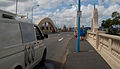ABC Brisbane broadcast van on the William Jolly Bridge.jpg
