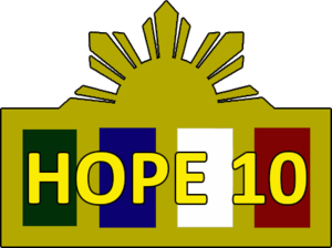 Armed Forces of the Philippines Reserve Command - Image: AFP HOPE Badge