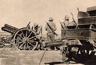 Second Italo-Ethiopian War 1935–1936 war between Italy and Ethiopia