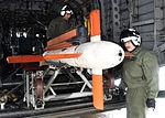 AQS-24 mine detector on MH-53E Sea Dragon of HM-14 in April 2016.JPG