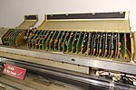 ASQ-153 Pave Spike system, view 2 - National Electronics Museum - DSC00520.JPG
