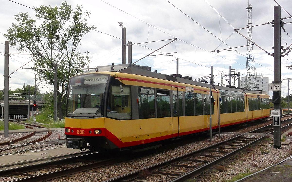 Stadtbahn Karlsruhe – Wikipedia