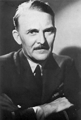 Edward Addison - Image: AVM E B Addison AOC 100 Group RAF