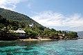 A Church and Clear Sea Near Ternate Island Alor - panoramio.jpg