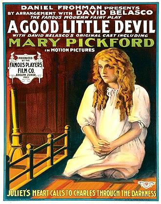 A Good Little Devil - Movie poster.