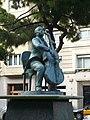 A Pau Casals (Josep Viladomat) P1430123.JPG