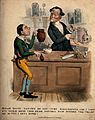 A boy requesting an anatomist to mend his broken jug. Colour Wellcome V0010991.jpg