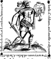 A brefe chronycle concernynge the examynacyon and death of the blessed martyr of Christ Syr Johan Oldecastell the Lorde Cobham Fleuron T094131-1.png