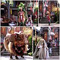 A collage of scenes from Barong dance of Bali Indonesia.jpg