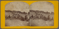 A large party resting on Sailsbury beach, a line of carriages beyond, from Robert N. Dennis collection of stereoscopic views.png