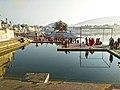 A morning at Pushkar Lake.jpg