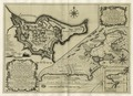 A plan of the city and fortifications of Louisburg; a plan of the city and harbour of Louisburg (NYPL Hades-247966-423910).tif