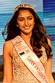 Aashna Gurav graces the FBB Colors Femina Miss India West 2018 winner announcement (02) (cropped).jpg