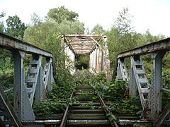 Abandoned railway bridge over Ziegenhalser Biele by Mohrau.jpg