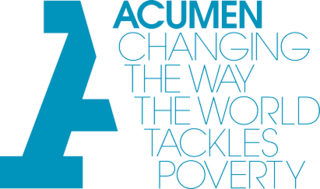 Acumen (organization) non-profit organisation in the USA