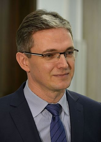 Polish presidential election, 2015 - Image: Adam Jarubas Sejm 2015