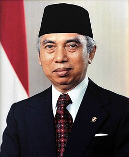 Adam Malik The third Vice President of the Republic of Indonesia