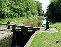 Adderley Lock No 3 south of Audlem, Shropshire - geograph.org.uk - 1593697.jpg