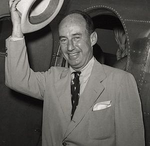 1952 Democratic National Convention - Adlai Stevenson attending the convention