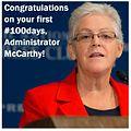 Administrator Gina McCarthy's First 100 Days (10535699306).jpg
