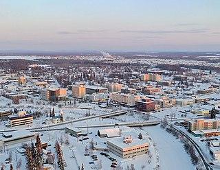 Fairbanks, Alaska City in Alaska, United States