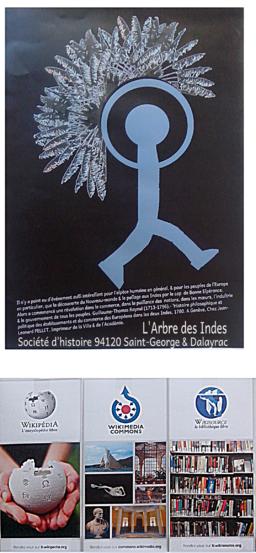 Affiche improvisée MICF Montreuil 2014