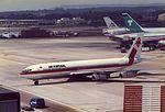 AirPortugal Boeing 707 CS-TBH (25588785810).jpg