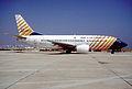 Air Columbus Boeing 737-3Y0; CS-TKE, July 1994 CVX (5066258043).jpg