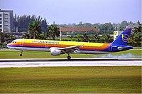 Air Jamaica Airbus A321-200 KvW.jpg