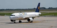 EI-DSX - A320 - Alitalia