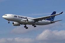越洋航空236号班机事故