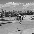 Air in front of the clouds - Far Rockaway Skatepark - September - 2019.jpg