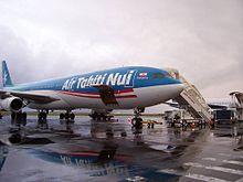 AIR NUI TÉLÉCHARGER TAHITI A340 300