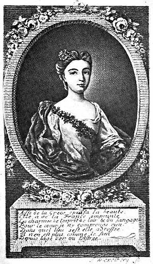 Charlotte Aïssé - Mademoiselle Aïssé