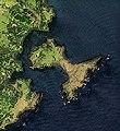 Aivazovsky Island, Lesser Kuril Chain, Sentinel-2 satellite image, 2016-06-06.jpg