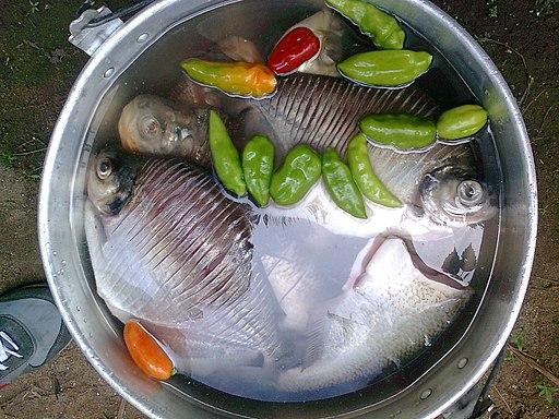 Ajicero (platos íipicos del Amazonas)