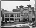 Al. Ringling Theatre, 136 Fourth Street, Baraboo, Sauk County, WI HABS WIS,56-BARAB,1-1.tif