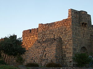 Zarqa Governorate - The Castle of Azraq