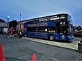 Albany-Rensselaer Rail Station - MegaBus Pickup 02.jpg