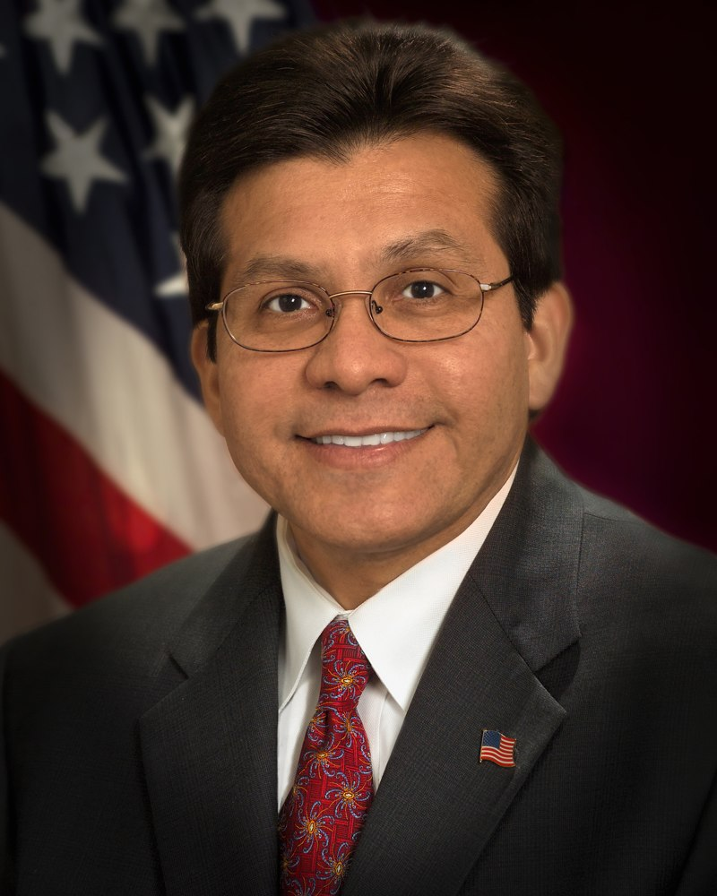Alberto Gonzales - official DoJ photograph