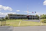 Albury Local Emergency Operations Centre and NSW RFS Hume Zone Fire Control Centre at Albury Airport.jpg