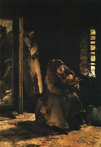 Kazimierz Alchimowicz - Image: Alchimowicz Kazimierz.Na Etapie.1894