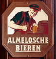 Alemlosche Bieren, oud reklame bord.JPG