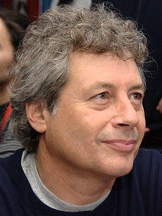 Alessandro Baricco - Alessandro Baricco at Lucca Comics & Games in 2010