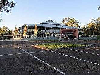 Alexandra Hills, Queensland - Alexandra Hills hotel, 2013