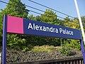 Alexandra Palace stn signage.JPG