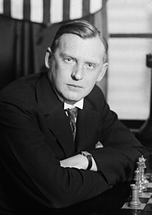 Alexander Alekhine - Wikipedia, the free encyclopedia
