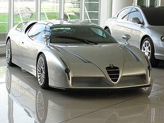 Alfa Romeo Scighera Motor vehicle