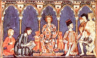 Literature of Alfonso X